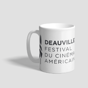 Photo Mug - couleur blanc logo noir